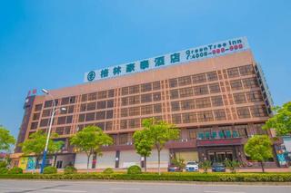 格林豪泰商务酒店(靖江人民南路中圩路店)