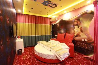 艾尚520时尚酒店(火车站店)