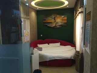 眠酷主题宾馆