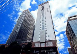 合肥长江路亚朵酒店