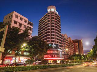 柏丽宜居酒店(江门建设店)