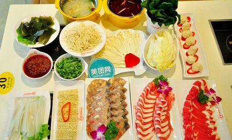 【萬達廣場】九仟時尚火鍋 僅售79元!價值132元的雙人餐,提供免費WiFi。