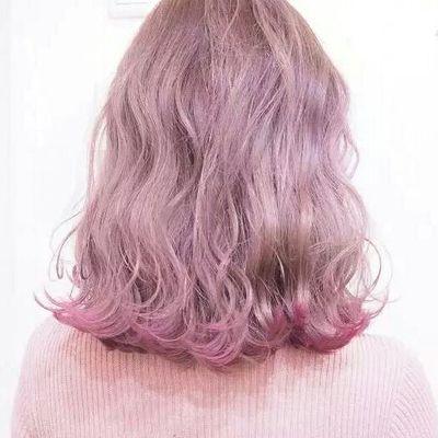 米粉色作品图
