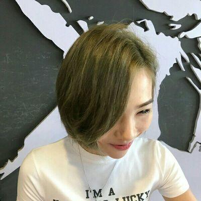 日式美发效果图