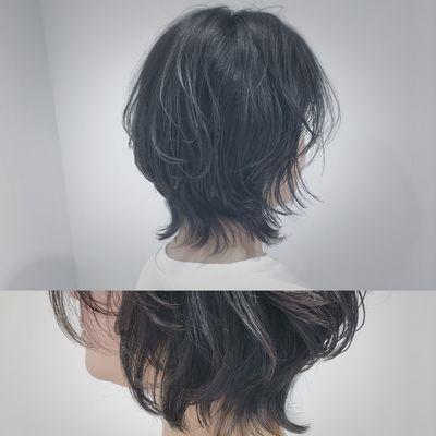 日式修剪效果图