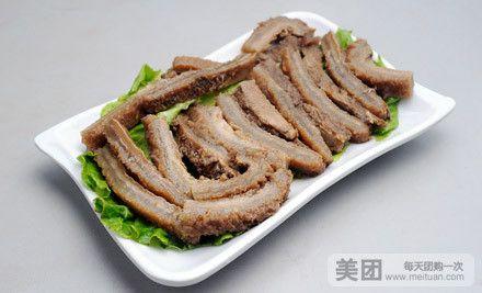 特色牛肉館裝修效果圖