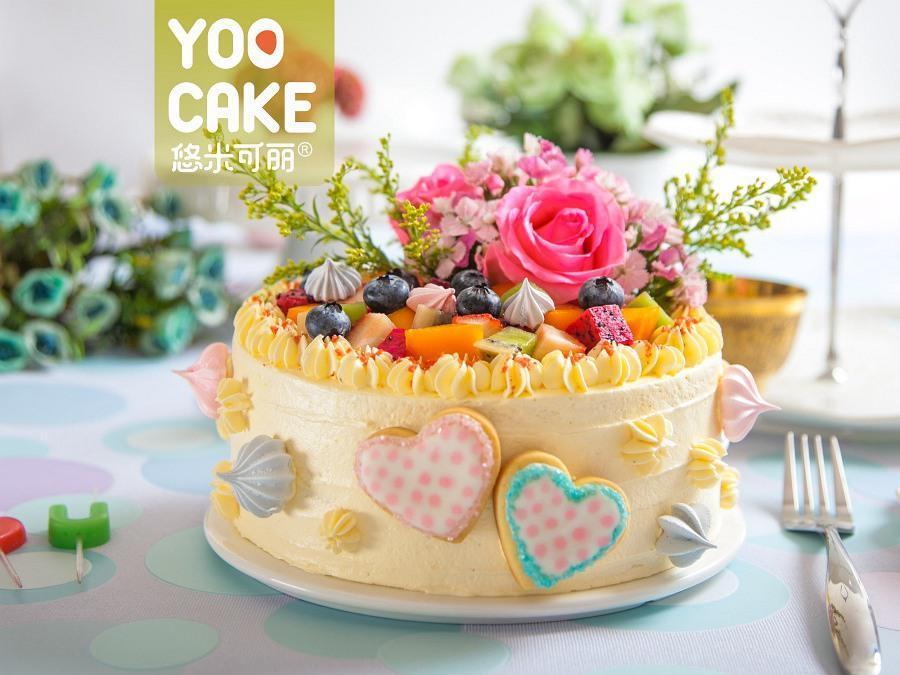 悠米蛋糕_yoocake悠米可丽蛋糕