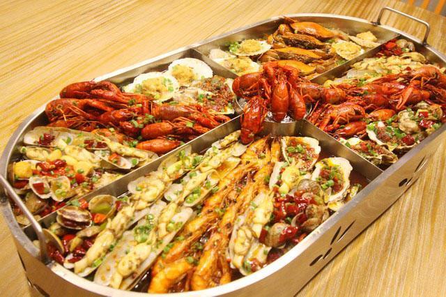 33海里海鲜餐厅