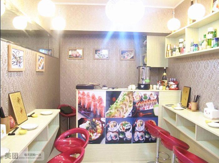 寿司小店装修风格图片