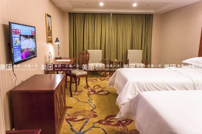 是一座按四星級標準興建的國際酒店.