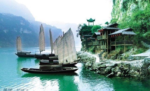 ¥280 【多商圈】宜昌三峽人家風景區三峽人家景區門票 船游西陵峽