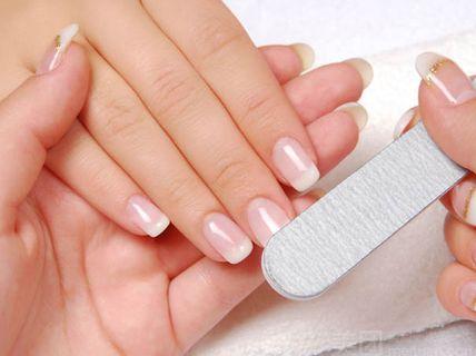 手指甲護理圖片