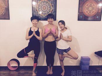 【北京】菩叶瑜伽-美团