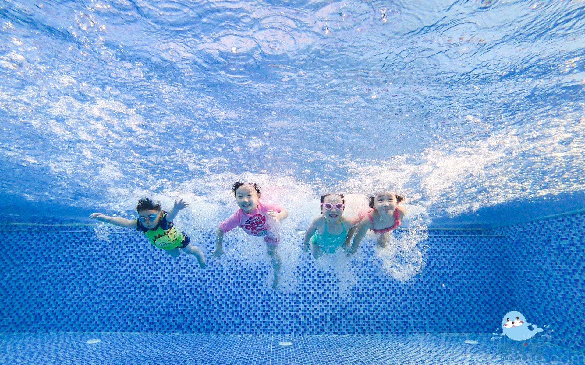 【海优歌亲子中心】亲子游泳课程体验(平日)