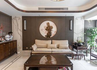 140平米四室四厅中式风格客厅装修效果图