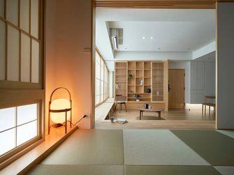 100平米三室两厅日式风格书房图