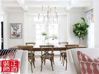 50平米一室两厅欧式风格餐厅效果图