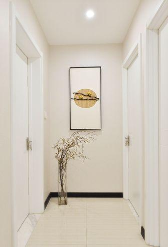 5-10万120平米三室两厅中式风格玄关装修图片大全