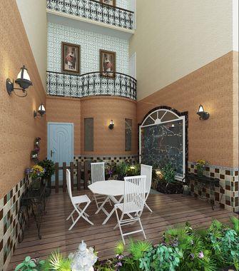 140平米复式欧式风格阳光房装修图片大全