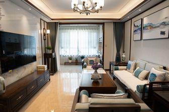 富裕型120平米三中式风格客厅效果图