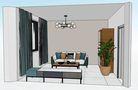 50平米小户型其他风格阳台装修效果图