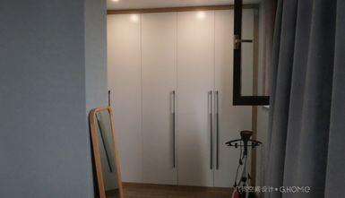 130平米三室两厅现代简约风格健身室图