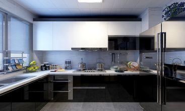 130平米四室两厅混搭风格厨房欣赏图