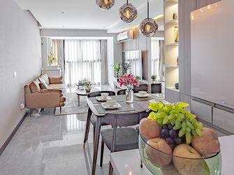 10-15万70平米现代简约风格客厅设计图