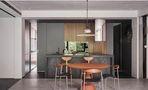豪华型140平米四室三厅其他风格餐厅效果图