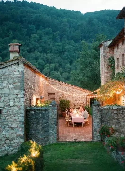 屋顶花园案例分享