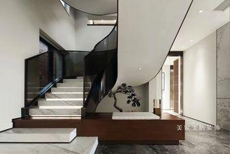 140平米四室两厅混搭风格楼梯间装修图片大全
