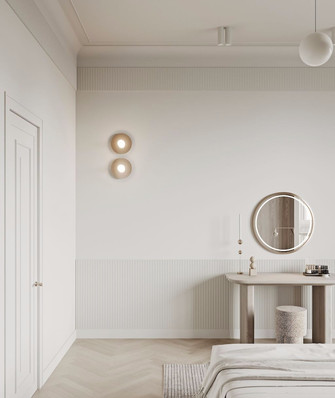 50平米一室一厅日式风格卧室图片