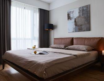130平米四室两厅北欧风格卧室装修图片大全