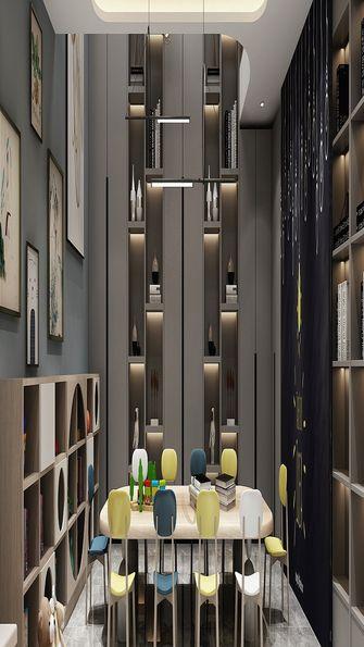 20万以上140平米四北欧风格餐厅装修效果图
