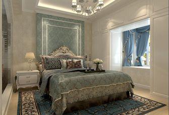 110平米三室三厅美式风格卧室装修效果图