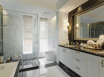 110平米四室一厅新古典风格卫生间图片