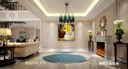 140平米复式欧式风格玄关装修效果图