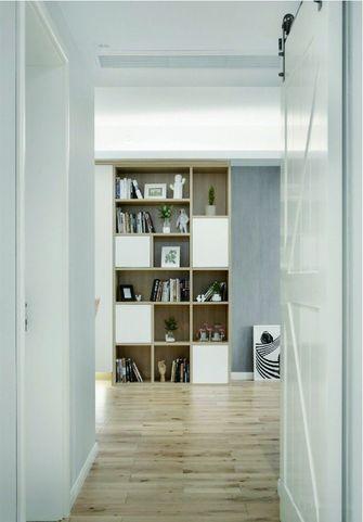 110平米三室一厅欧式风格走廊效果图