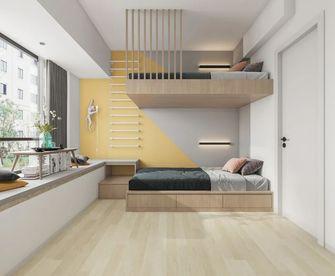 100平米四北欧风格卧室图