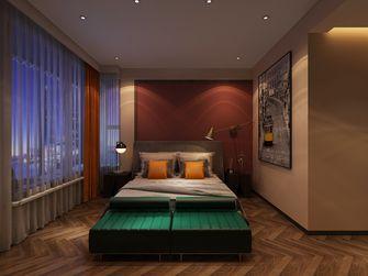 110平米工业风风格卧室装修图片大全