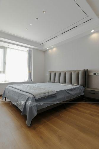 15-20万110平米三室两厅轻奢风格卧室图