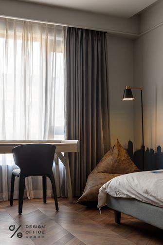 经济型130平米复式混搭风格青少年房装修效果图