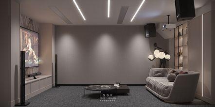 豪华型140平米复式欧式风格影音室图