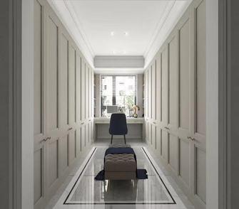 豪华型100平米三现代简约风格衣帽间装修案例