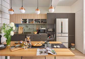 豪华型50平米公寓北欧风格厨房设计图