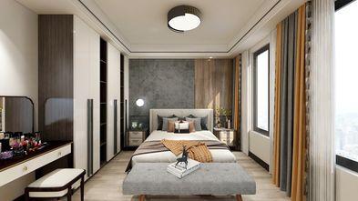 20万以上140平米四室两厅轻奢风格卧室图