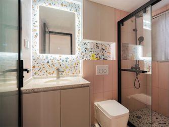 经济型50平米一室两厅混搭风格卫生间装修效果图