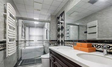 140平米四室一厅欧式风格卫生间设计图