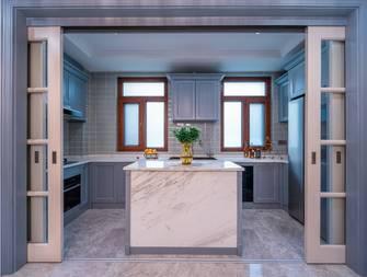 豪华型140平米别墅新古典风格厨房设计图