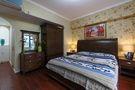 富裕型140平米四室两厅美式风格卧室装修效果图